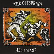 Click here for more info about 'Offspring - All I Want - Yellow Vinyl'