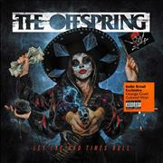 Click here for more info about 'Offspring - Let The Bad Times Roll - Orange Vinyl - Sealed'