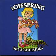 Click here for more info about 'Offspring - She's Got Issues'