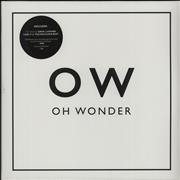 Click here for more info about 'Oh Wonder - White Vinyl + Sealed'