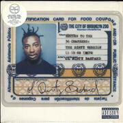 Click here for more info about 'Ol Dirty Bastard - Return To The 36 Chambers - stickered shrink'