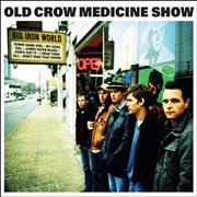 Click here for more info about 'Old Crow Medicine Show - Big Iron World'