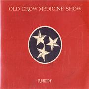 Click here for more info about 'Old Crow Medicine Show - Remedy'