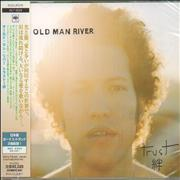 Old Man River Trust + Obi - Sealed Japan CD album Promo