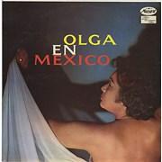 Olga Guillot Olga En Mexico Mexico vinyl LP