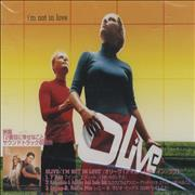 Click here for more info about 'Olive - I'm Not In Love'