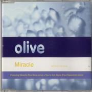 Click here for more info about 'Olive - Miracle'