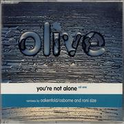 Click here for more info about 'Olive - You're Not Alone'