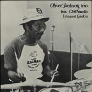 Click here for more info about 'Oliver Jackson Trio - Autographed'