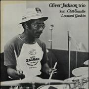 Click here for more info about 'Oliver Jackson - Oliver Jackson Trio'