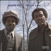 Click here for more info about 'Oliver Lake - Joseph Bowie & Oliver Lake'
