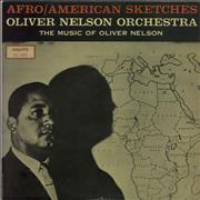Click here for more info about 'Oliver Nelson - Afro/ American Sketches'