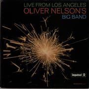 Click here for more info about 'Oliver Nelson - Live From Los Angeles'