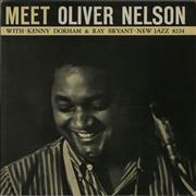 Click here for more info about 'Oliver Nelson - Meet Oliver Nelson - 1st'