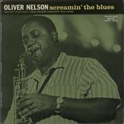 Click here for more info about 'Oliver Nelson - Screamin' The Blues - 1st'