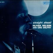 Click here for more info about 'Oliver Nelson - Straight Ahead'