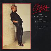 Click here for more info about 'Olivia Newton John - A Little More Love - Factory Sample'
