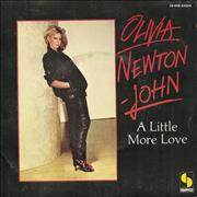 Click here for more info about 'Olivia Newton John - A Little More Love - 'ONJ' Sleeve'
