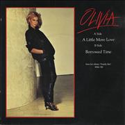 Click here for more info about 'Olivia Newton John - A Little More Love - P/S'