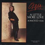 Click here for more info about 'Olivia Newton John - A Little More Love - Picture Sleeve'