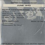 Click here for more info about 'Olivia Newton John - Back To Basics Sampler'