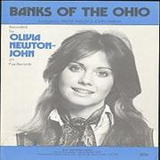 Click here for more info about 'Olivia Newton John - Banks Of The Ohio - Dark Blue'