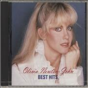 Click here for more info about 'Olivia Newton John - Best Hits - Sealed'