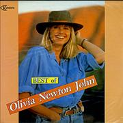 Click here for more info about 'Olivia Newton John - Best Of'