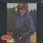 Click here for more info about 'Olivia Newton John - Claro Amor  - 2nd Issue - Fame Label'