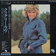 Click here for more info about 'Olivia Newton John - Clearly Love + poster'