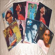 Click here for more info about 'Olivia Newton John - Collection Of 8 Vinyl LPs'