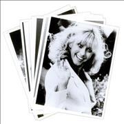 Click here for more info about 'Olivia Newton John - Collection Of Ten Black & White Promotional Photographs'