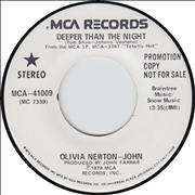 Click here for more info about 'Olivia Newton John - Deeper Than The Night'