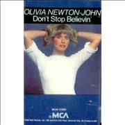 Click here for more info about 'Olivia Newton John - Don't Stop Believin' - Sealed'