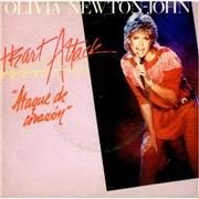 Click here for more info about 'Olivia Newton John - Heart Attack - Ataque De Corazon'