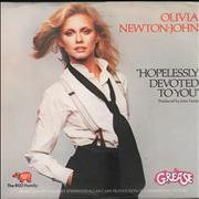 Click here for more info about 'Olivia Newton John - Hopelessly Devoted To You'