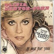 Click here for more info about 'Olivia Newton John - If Not For You'