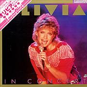 Click here for more info about 'Olivia Newton John - In Concert + Poster'