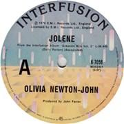 Click here for more info about 'Olivia Newton John - Jolene'
