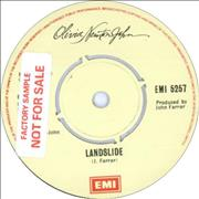 Click here for more info about 'Landslide - Factory Sample'