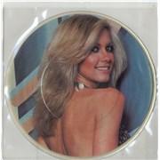 "Olivia Newton John Magic UK 7"" picture disc"