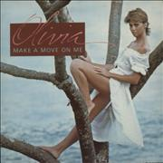Click here for more info about 'Olivia Newton John - Make A Move On Me - Picture Sleeve'
