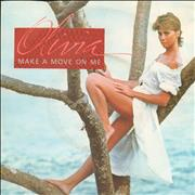 Click here for more info about 'Olivia Newton John - Make A Move On Me - Solid'