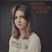 Olivia Newton John Olivia Newton John - VG Australia 2-LP vinyl set