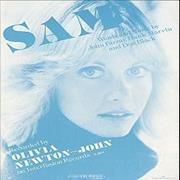 Click here for more info about 'Olivia Newton John - Sam'