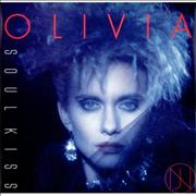 Click here for more info about 'Olivia Newton John - Soul Kiss - Glossy P/s'