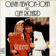 Click here for more info about 'Olivia Newton John - Suddenly'