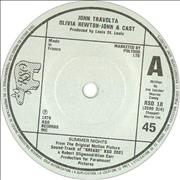 Click here for more info about 'Olivia Newton John - Summer Nights - Silver Label'