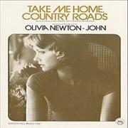 Click here for more info about 'Olivia Newton John - Take Me Home Country Roads - Brown'
