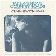 Click here for more info about 'Olivia Newton John - Take Me Home Country Roads - Blue'